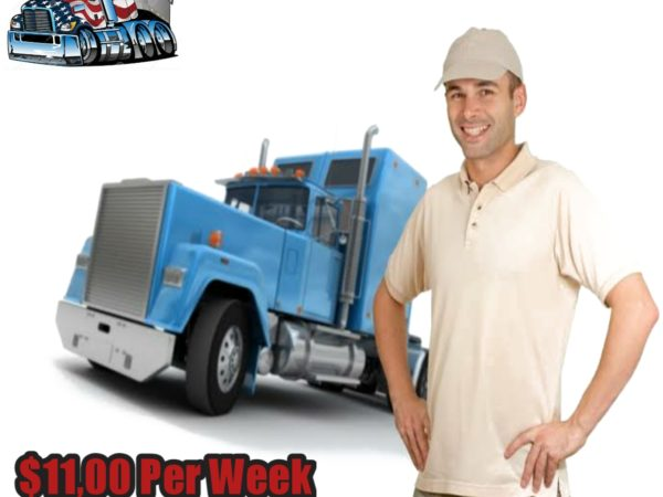 Truck Driving Jobs in the USA