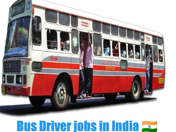 Bus Driver Jobs India 2020