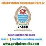 Jammu Kashmir Service Selection Board