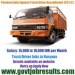 Parveen Sales Agency