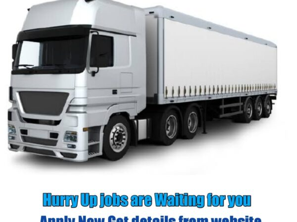 Truck Driver jobs in Nigeria 2021-22