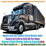 Transport Laplante and Flies Inc