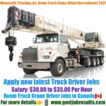 Mammoth Machine Movers and General Trucking Inc