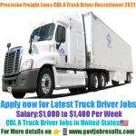 Precision Freight Lines