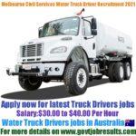 Melbourne Civil Services