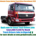 Airwater Cargo Services Limited