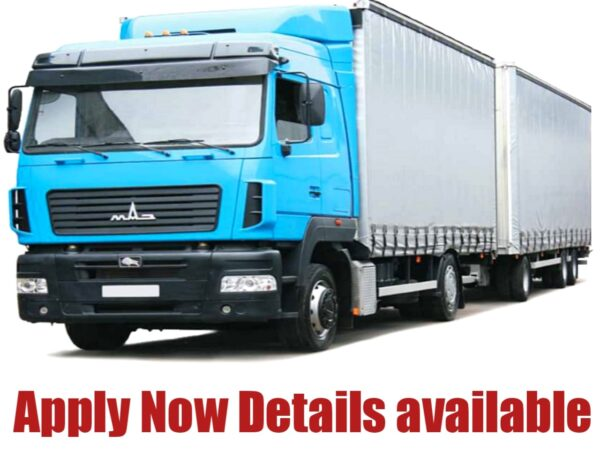 Truck Driving Jobs in Kenya