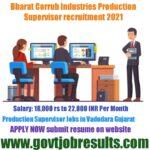 Bharat Corrub Industries