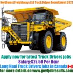 Northwest Freightways Ltd
