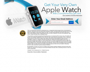 Get Free apple watch