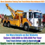 West Suburban Towing