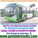 DTC Delhi Transportation Corporation