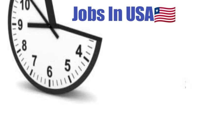 Part-time Jobs in the USA