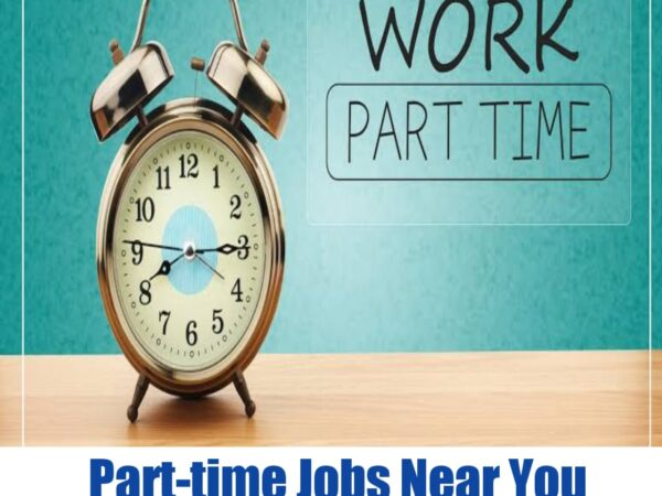 Part time jobs near me 2021
