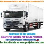 GAIC Manpower Services Inc