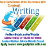 Blog Tricity