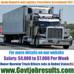 Apollo Dispatch and Logistics LLC