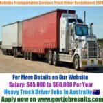 Reliable Transportation Services Pvt Ltd