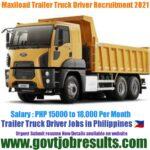 Maxiload Transportation and equipment Corporation