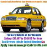 Station Taxis New Forest