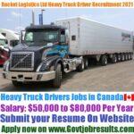Rocket Logistics Ltd