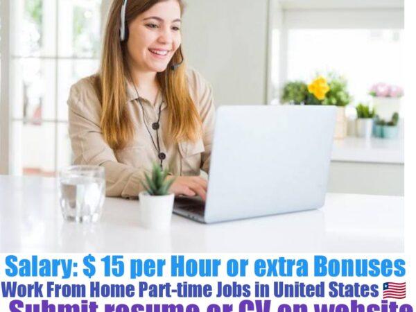 Hamilton Telecommunication Call Center operator Part-time jobs in USA 2021-22