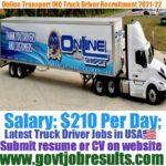 Online Transport INC