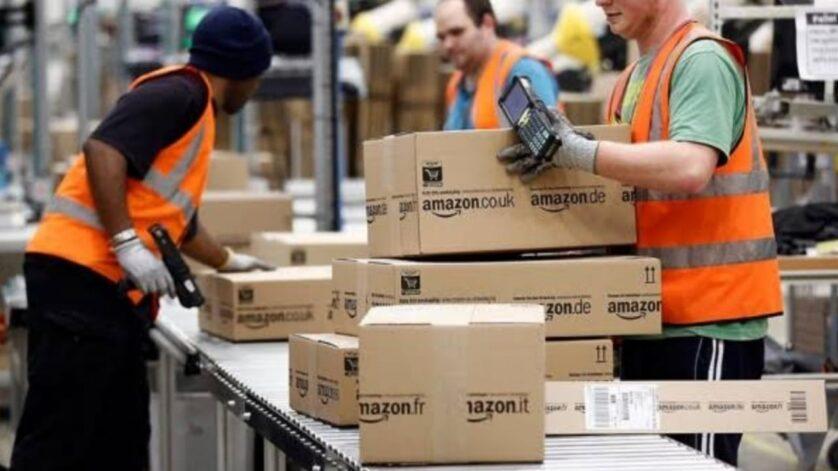 Amazon Jobs Near Me