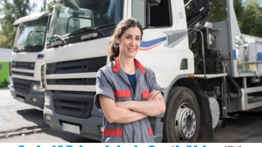 Code 14 Driver Jobs in South Africa