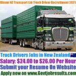 Dhami NZ Transport Ltd