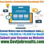 Resx Analytics LLP