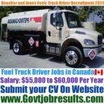 Boucher and Jones Fuels