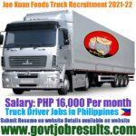 Joe Kuan Foods Corporation