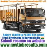 Manthan Transport Services
