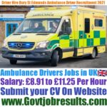 Driver Hire Bury St Edmunds