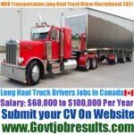 MDR Transportation Ltd