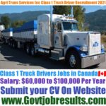Agri Trans Services Inc