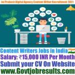 Jai Prakash Digital Agency Pvt Ltd