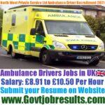 North West Private Ambulance Liaison Services Ltd