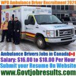 WPD Ambulance