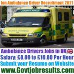 ION Ambulance Care Ltd