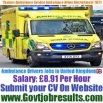 Thames Ambulance Service Limited