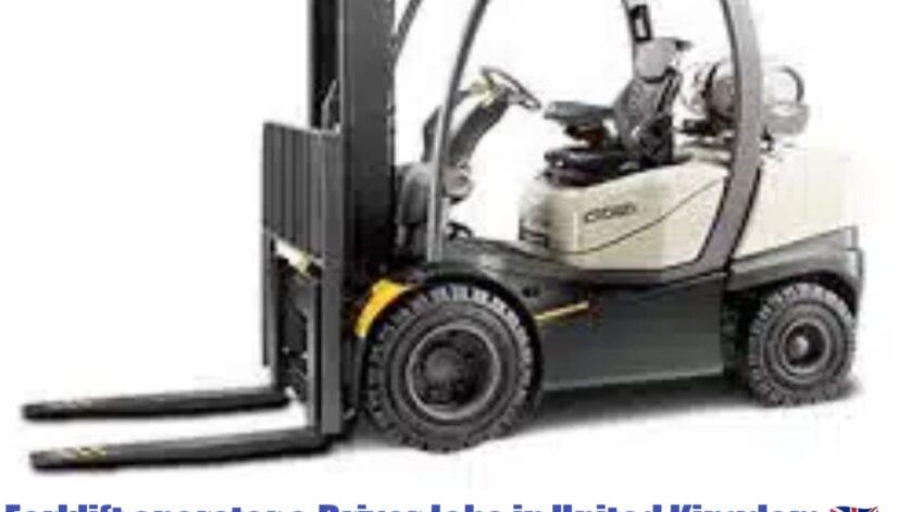Forklift driver Jobs in United Kingdom 2021-22