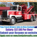 Auckland Towing Ltd