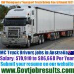 KW Thompsons Transport